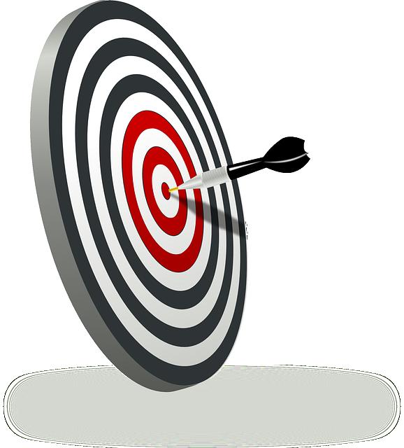 創業心態-永遠要有「明確目標」